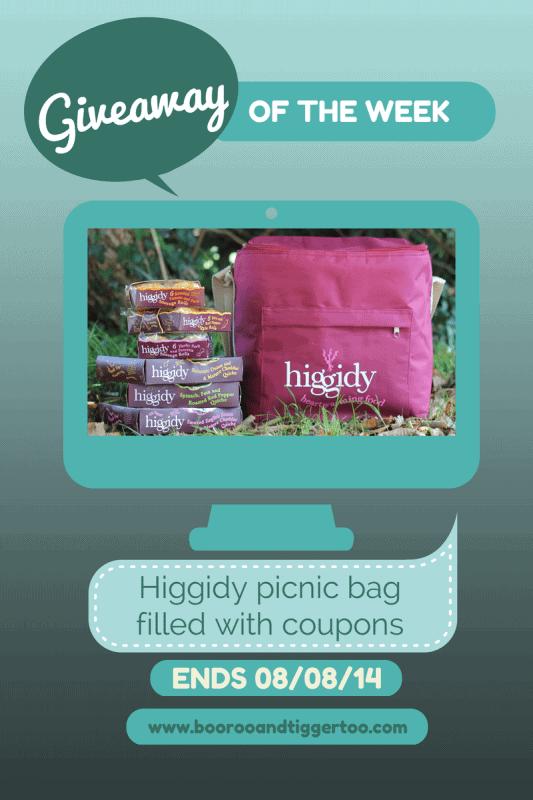 Giveaway - Higgidy Picnic