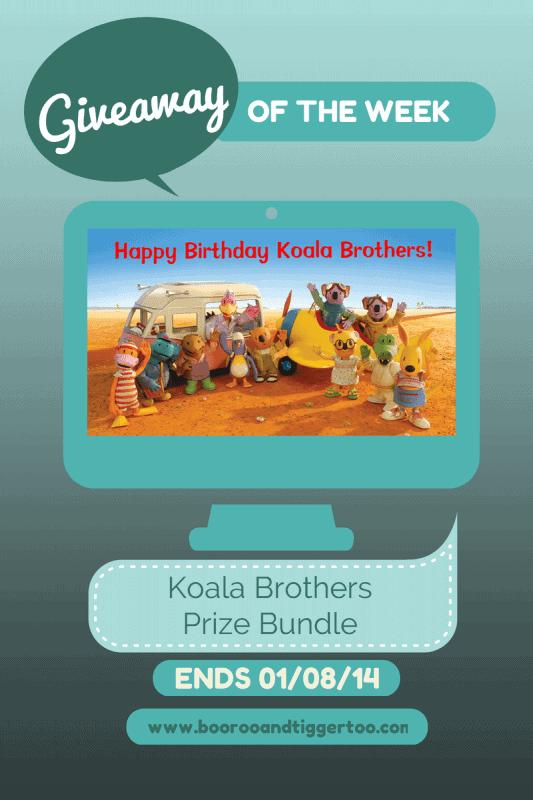 Giveaway - Koala Brothers