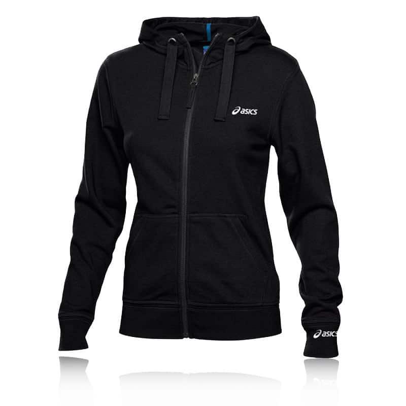 SportsShoes - ASICS zipped hoodie