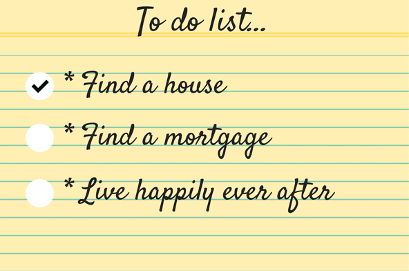 To do list...