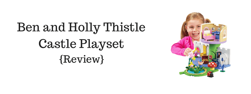 Ben and Holly Thistle Castle Playset - header