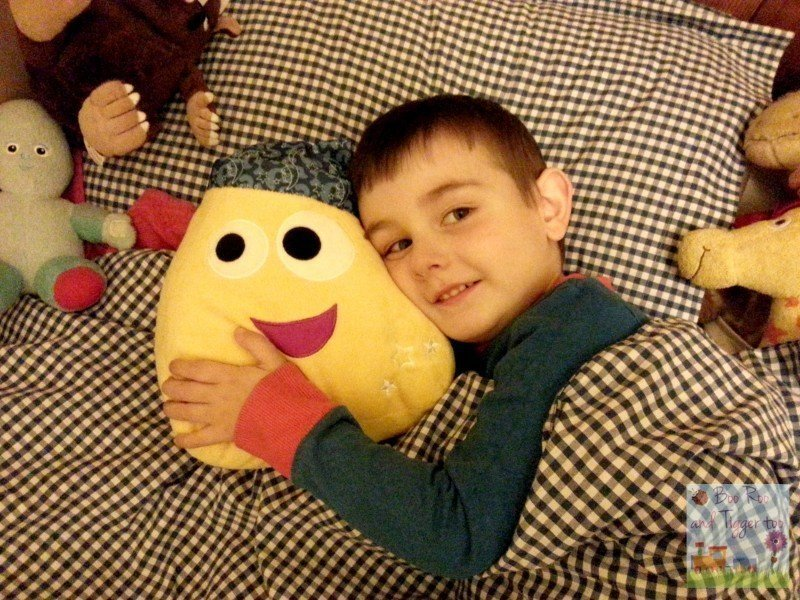 CBeebies Sweet Dreams with Squidge