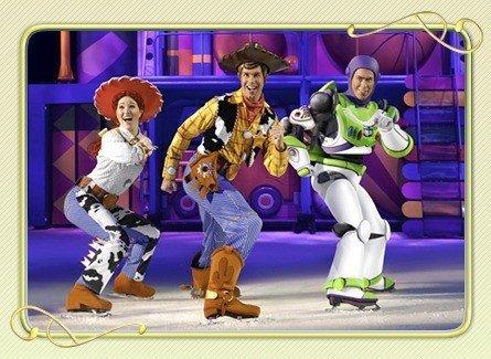 Photo credit : Disney On Ice UK