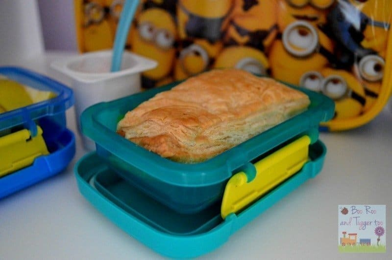 Sainsbury's lunch box treats