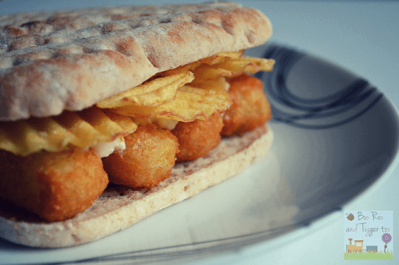 Seabrook Crisps - Ultimate Crisp Sandwich