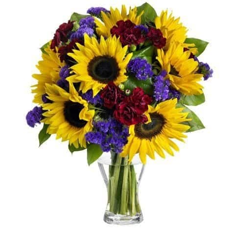 Sunny Days Flower Bouquet