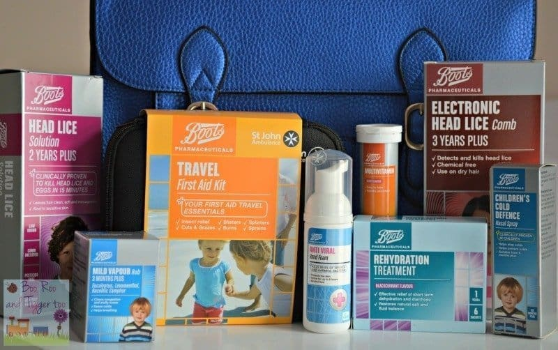 Back to school with Boots Health