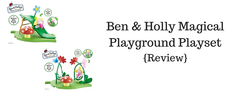 Ben & Holly Magical Playground Playset