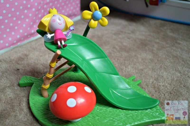 Ben & Holly's Magical Playground Playset - Slide with Holly