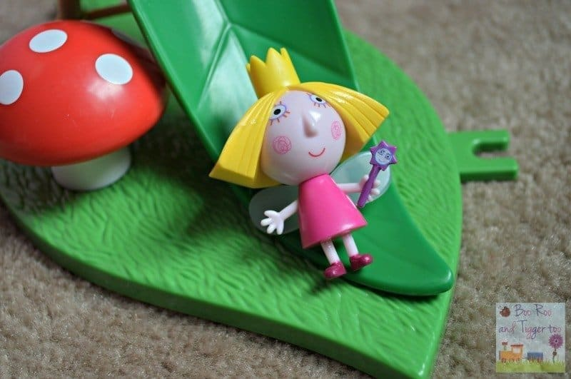 Ben & Holly's Magical Playground Playset Slide with Holly
