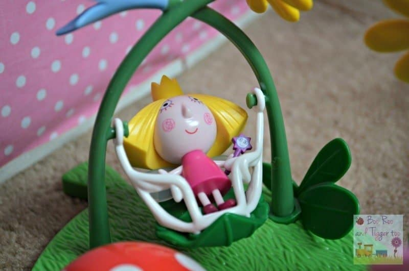 Ben & Holly's Magical Playground Playset Swing with Holly