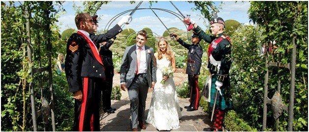Birtsmorton Court - Wedding