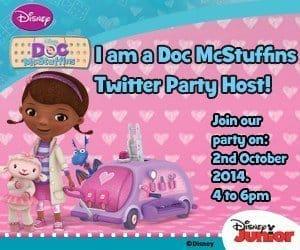 Doc McStuffins #Doctober