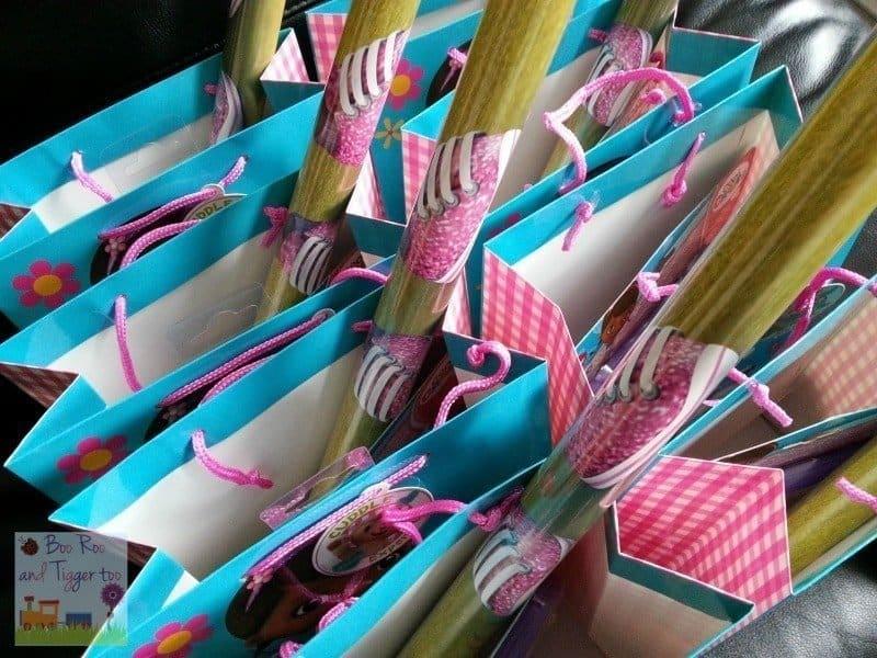 Doc McStuffins #Doctober - Goodie Bags