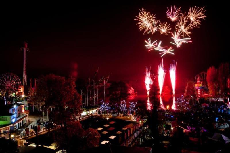 Celebrate half term with a bang at Drayton Manor