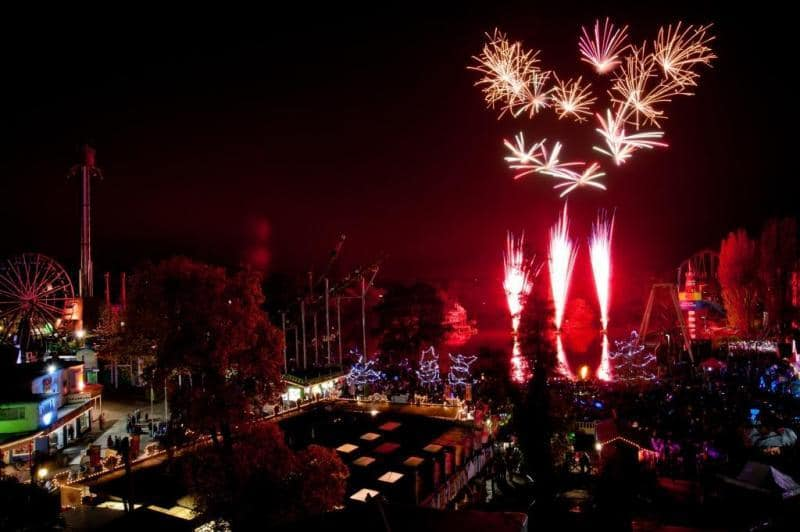 Drayton Manor Theme Park Fireworks- Rob Price Photography (Tamworth)
