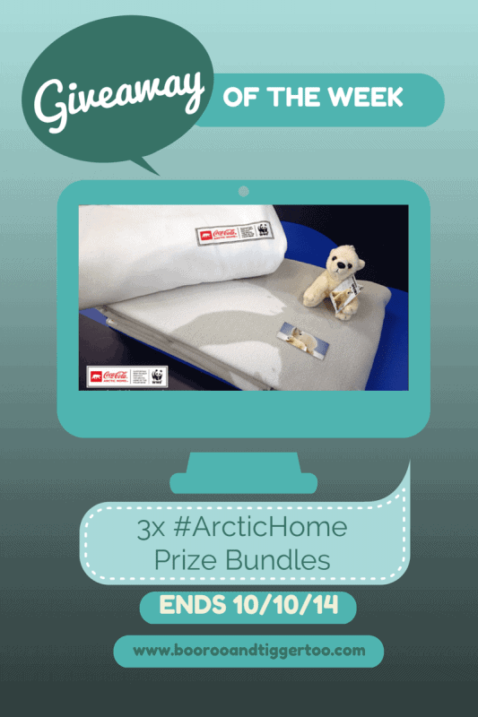 Giveaway - #ArcticHome