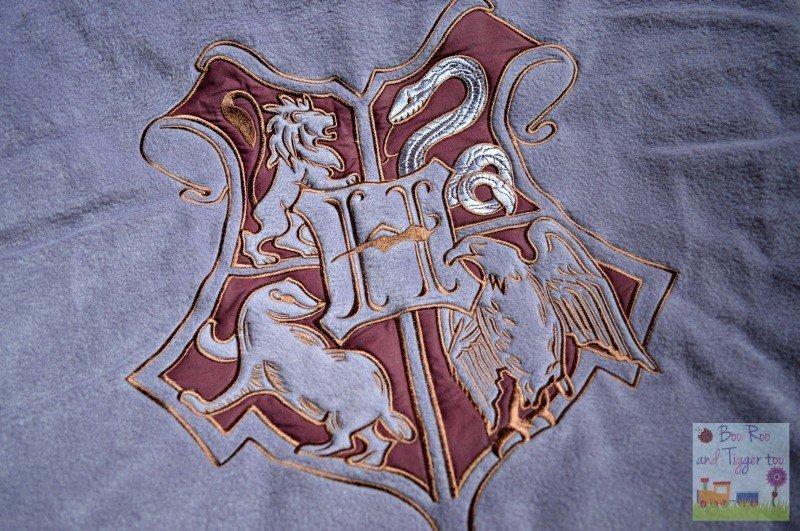 Harry Potter Snuggle Sac - Logo