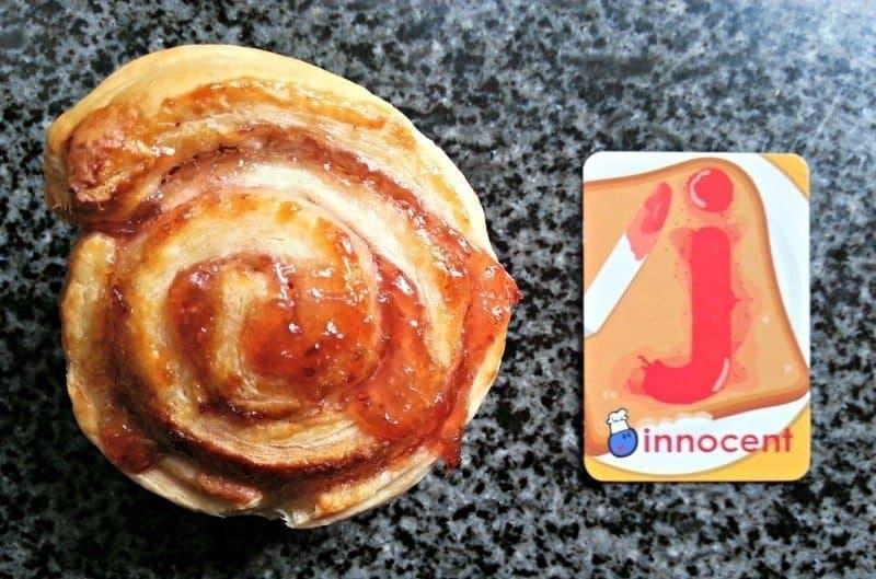 Jam Swirls Recipe