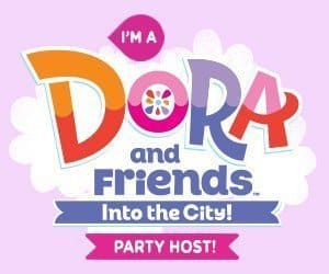 I'm a Dora and Friends into the city! Party Host