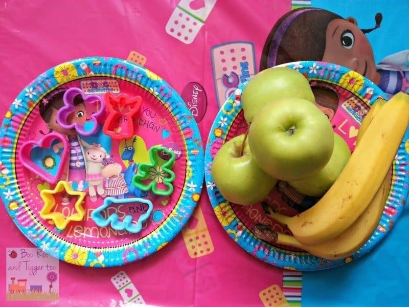 Doc McStuffins #Doctober - Fruit Cutting