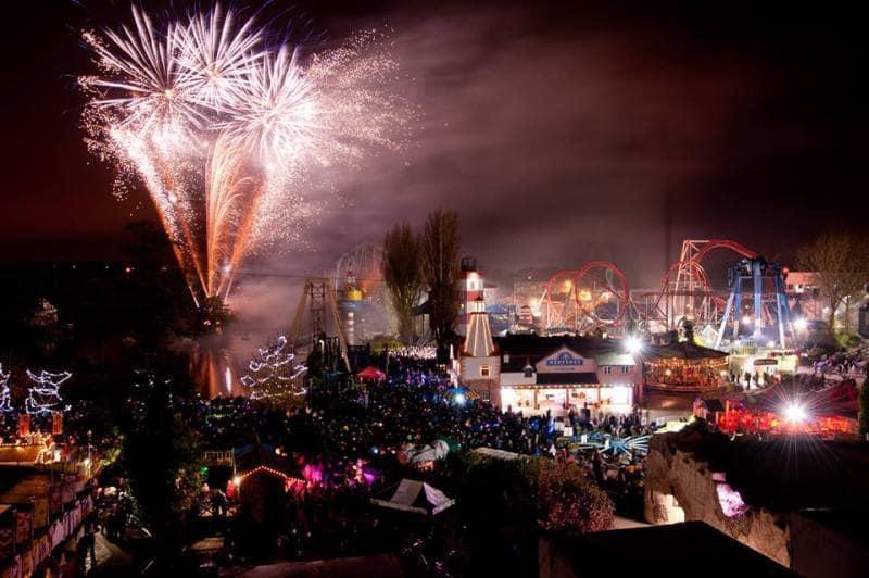 Drayton Manor - Firework Spectacular