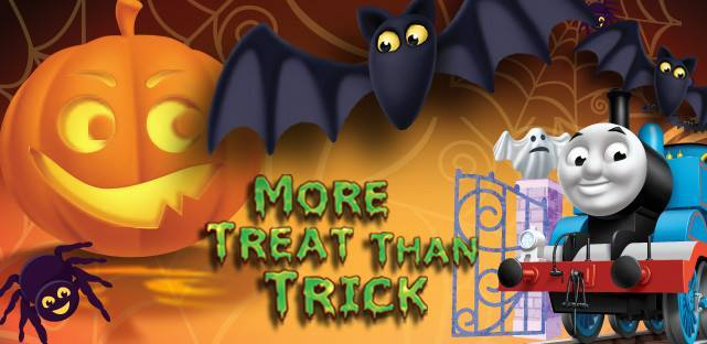 Drayton Manor - Trick or Treat