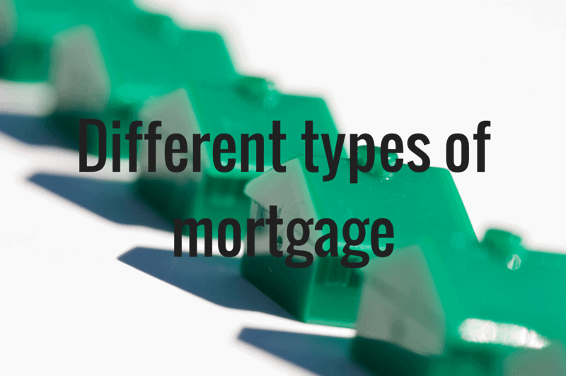 Finding your way through the different types of mortgage - Boo Roo and Tigger Too