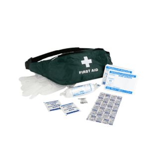 HSE 1 Person First Aid Kit - Bum Bag