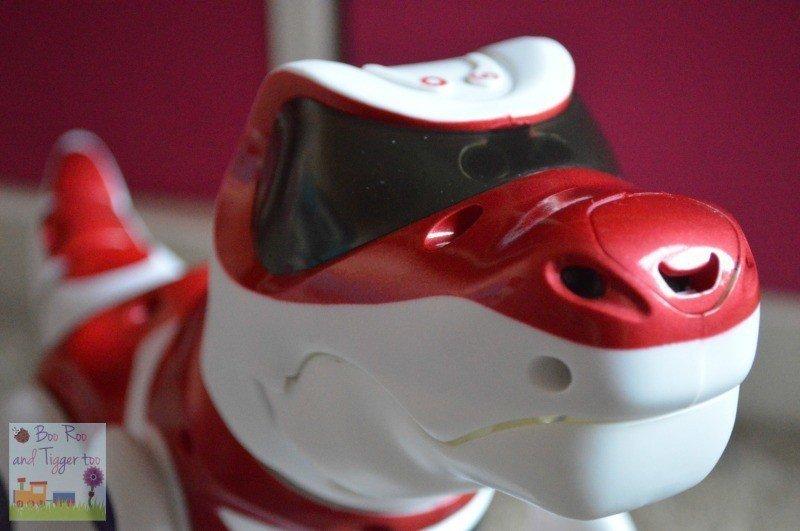 Teksta Robotic T-Rex - Head