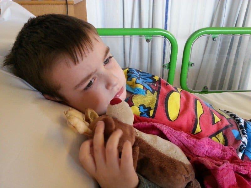 Tigger - possible pneumonia