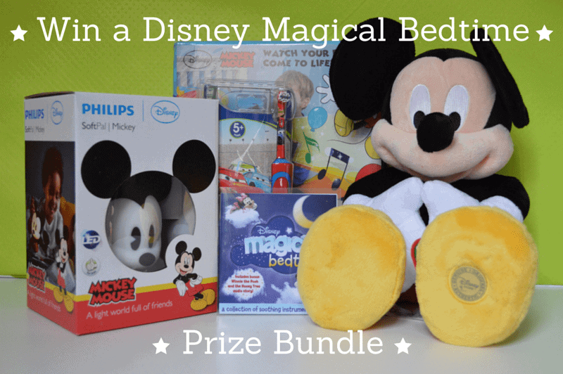 Win a Disney Magical Bedtime Prize Bundle