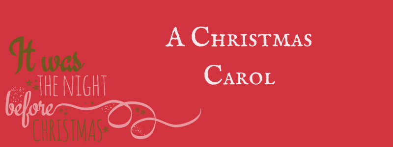 A Christmas Carol from Parragon