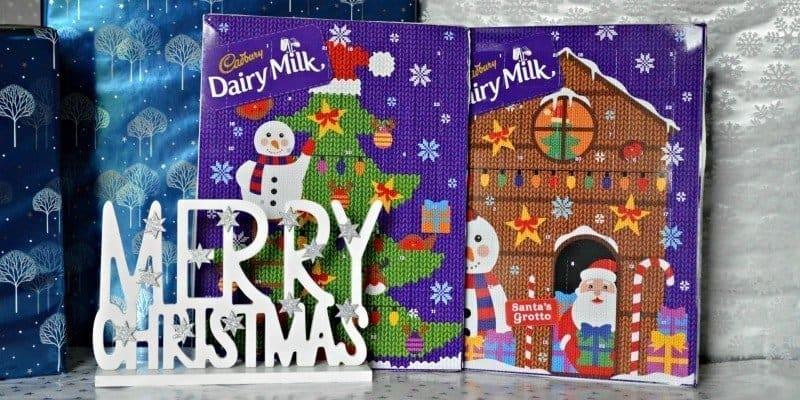Advent - Cadbury Dairy Milk Advent Calendars