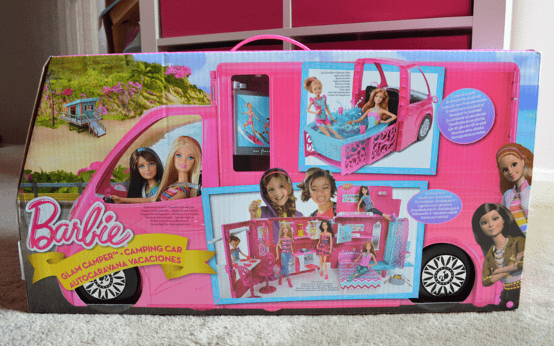 Barbie Glam Camper - Boxed