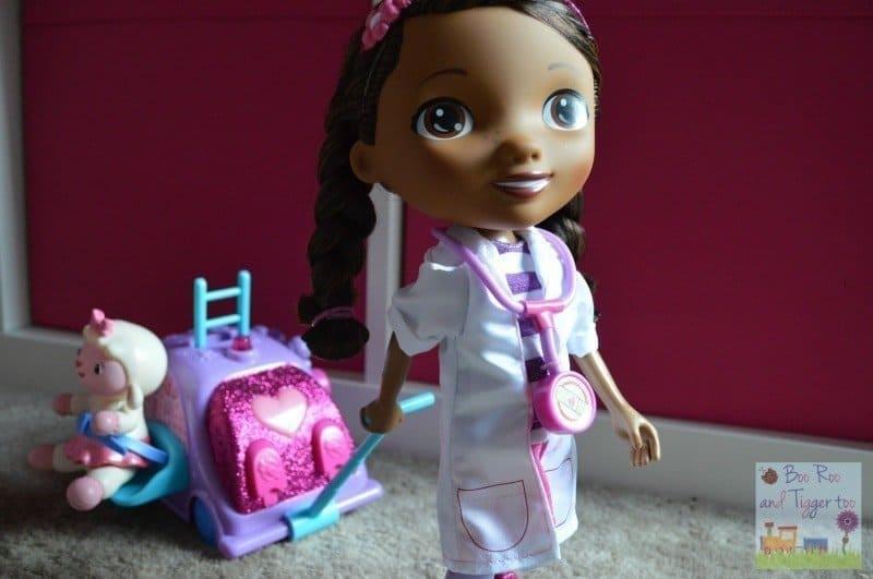 Doc McStuffins Walk N Talk Doc Doll