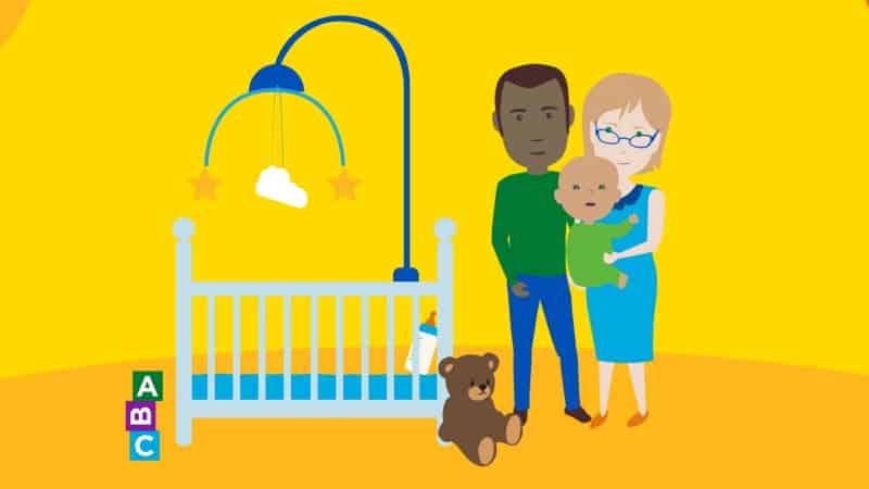 New baby, new life, life insurance