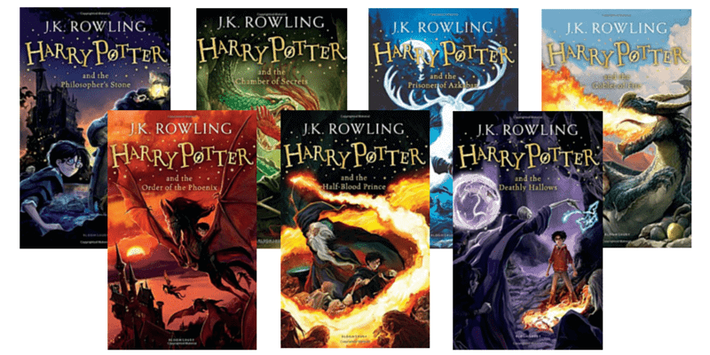 Harry Potter Book Value Guide ~ Christmas guide tweens boo roo and tigger too