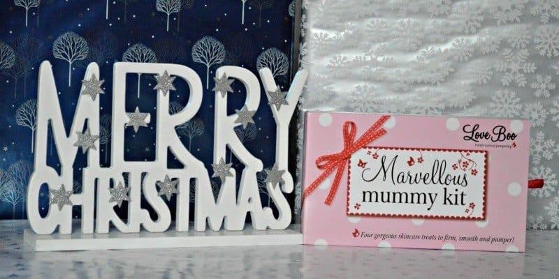 Mum-to-be - Love Boo Marvellous Mummy Kit