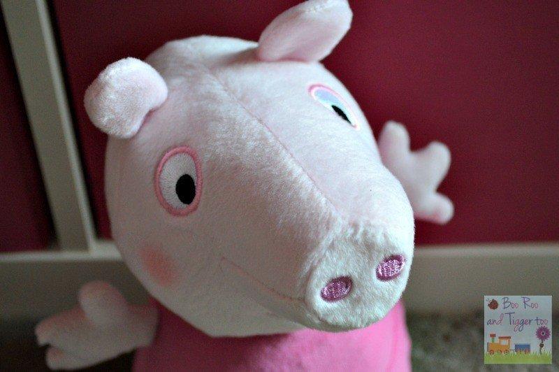 Peppa Pig Tickle and Giggle Peppa - Peppa Pig