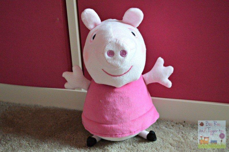 Peppa Pig Tickle and Giggle Peppa