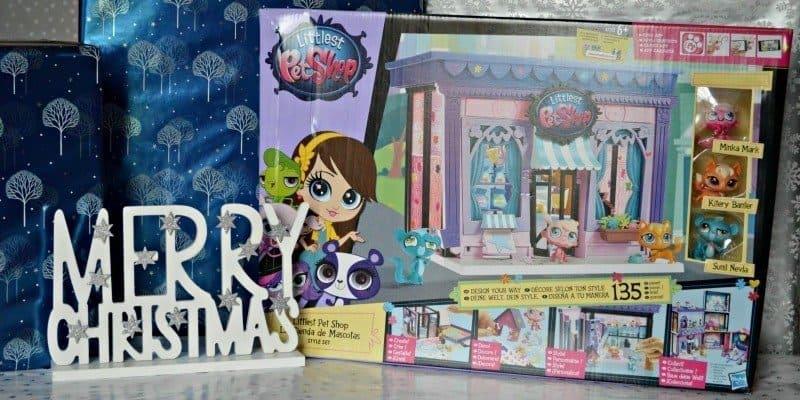 School Age - Hasbro Littlest Pet Shop Style Set