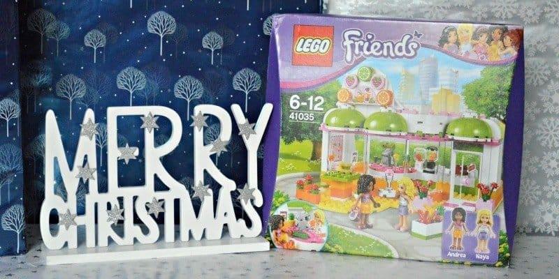 School Age - LEGO Friends Heartlake Juice Bar