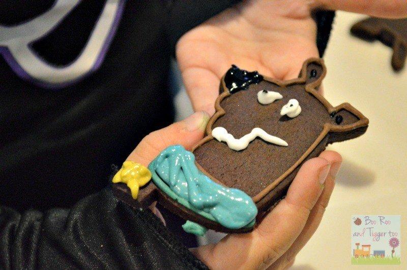 Scooby-Doo Franken Creepy - Biscuiteers
