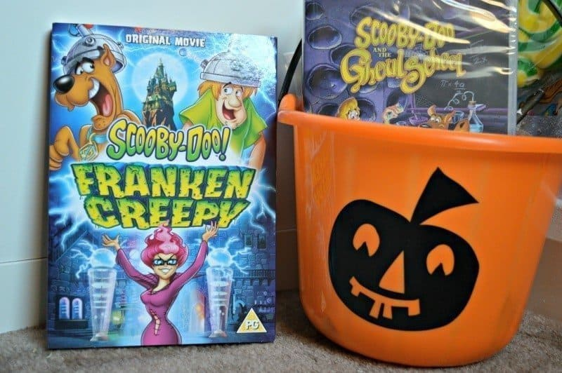 Scooby-Doo Franken Creepy - Goodie Bag
