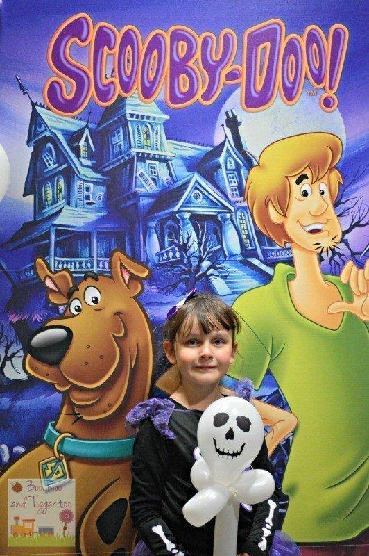 Scooby-Doo Franken Creepy - Roo Poster