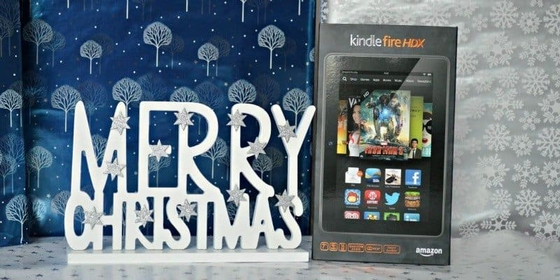 Technology - Kindle Fire HDX 7