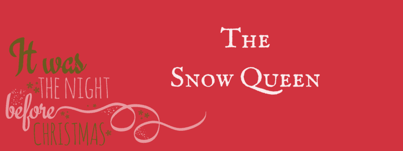 The Snow Queen from Parragon