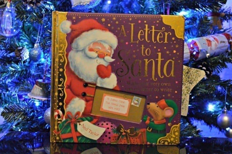 A Letter to Santa - Igloo Books