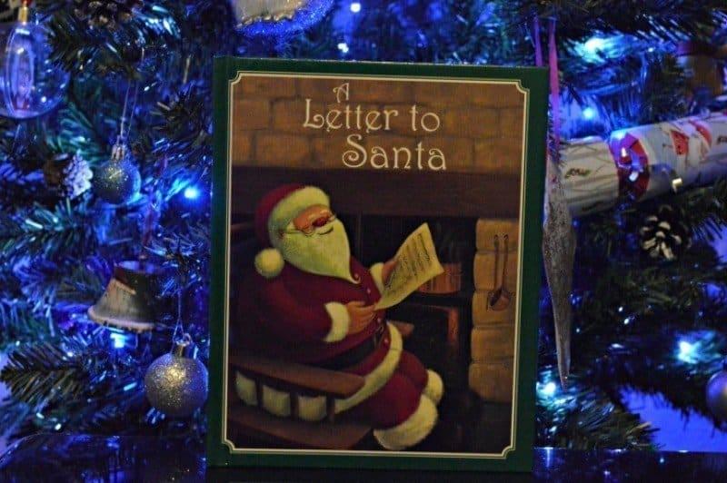 A Letter to Santa - Poundland